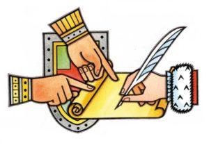 carta magna artículos