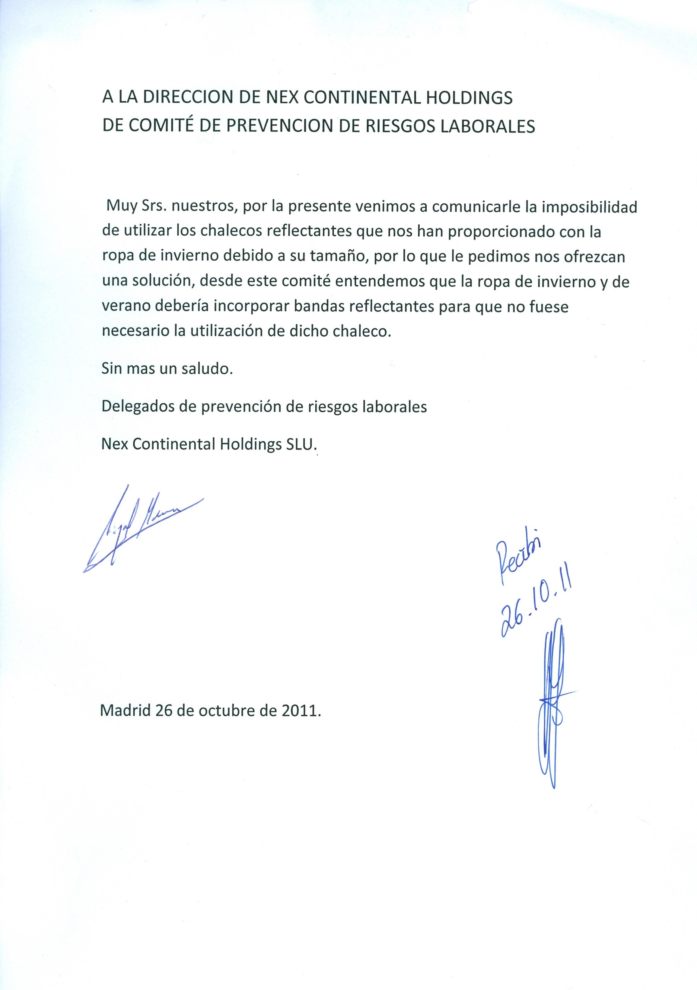 carta de agradecimiento por donacin