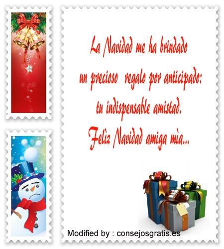 carta de navidad en inglés