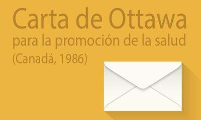 carta de ottawa mapa conceptual