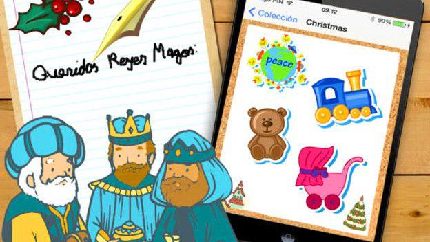 Carta a los Reyes Magos juegos