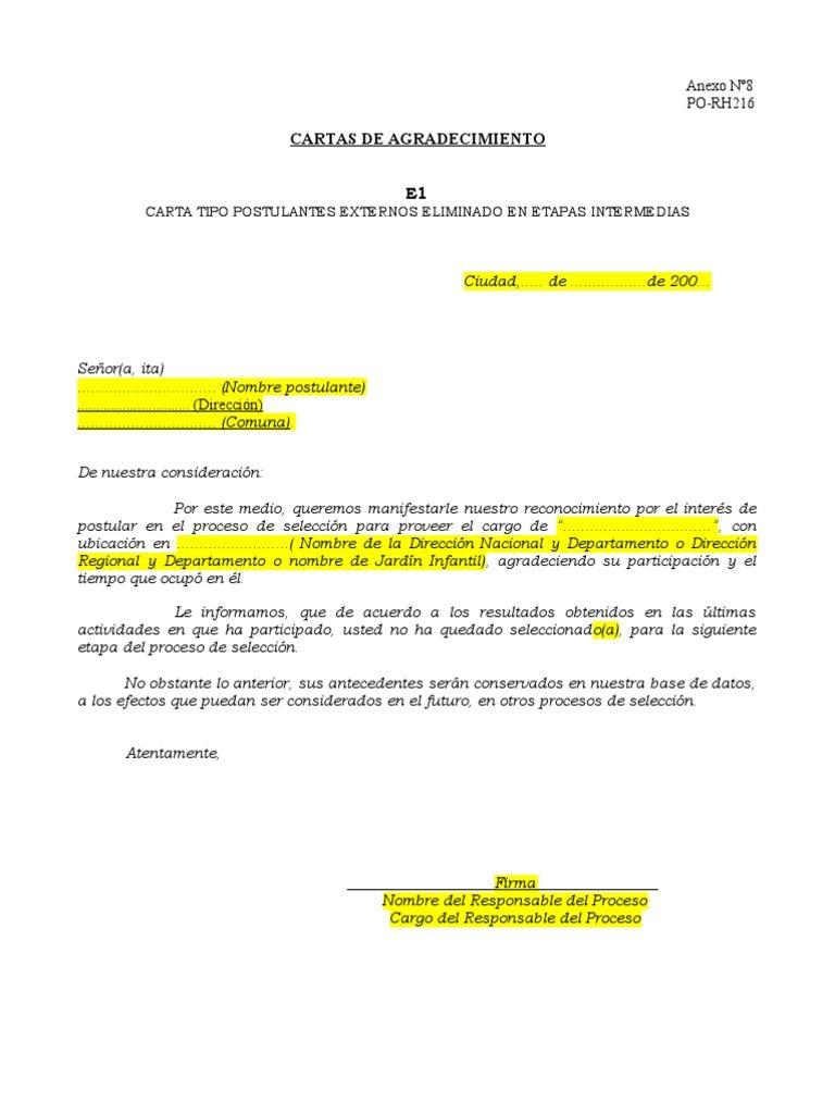 2 carta para agradecer una labor comnmente es emitida por un jefe o representantes de un departamento superior al del trabajador y se aplica para